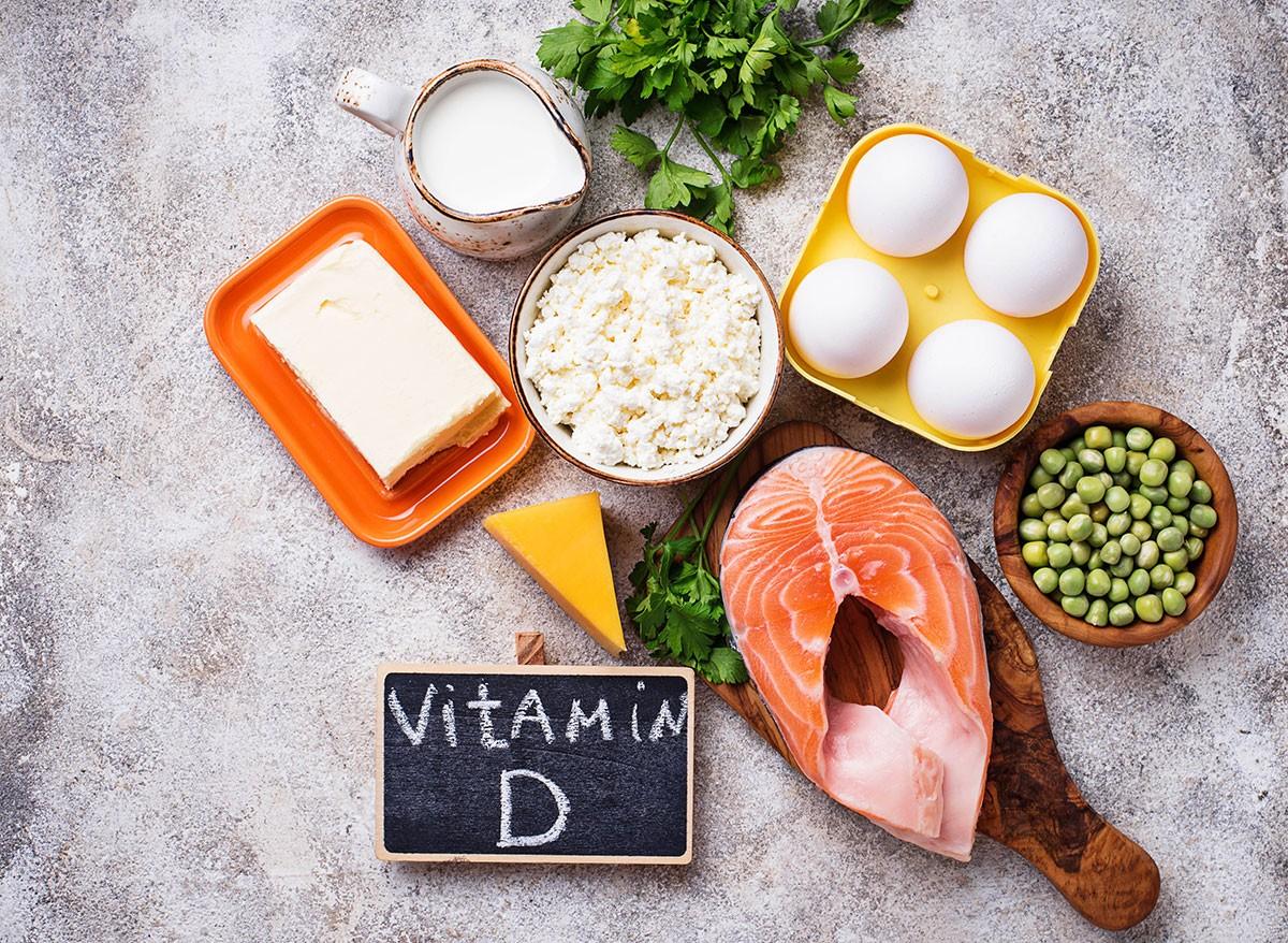 trofima gia proslipsi vitaminis d kata tis trixoptwsis