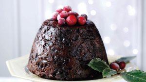 συνταγή για χριστουγεννιάτικη πουτίγκα της γιαγιάς