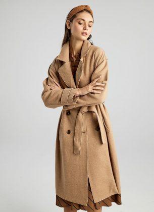 βάλε το καλό σου παλτό για βόλτα στην καραντίνα