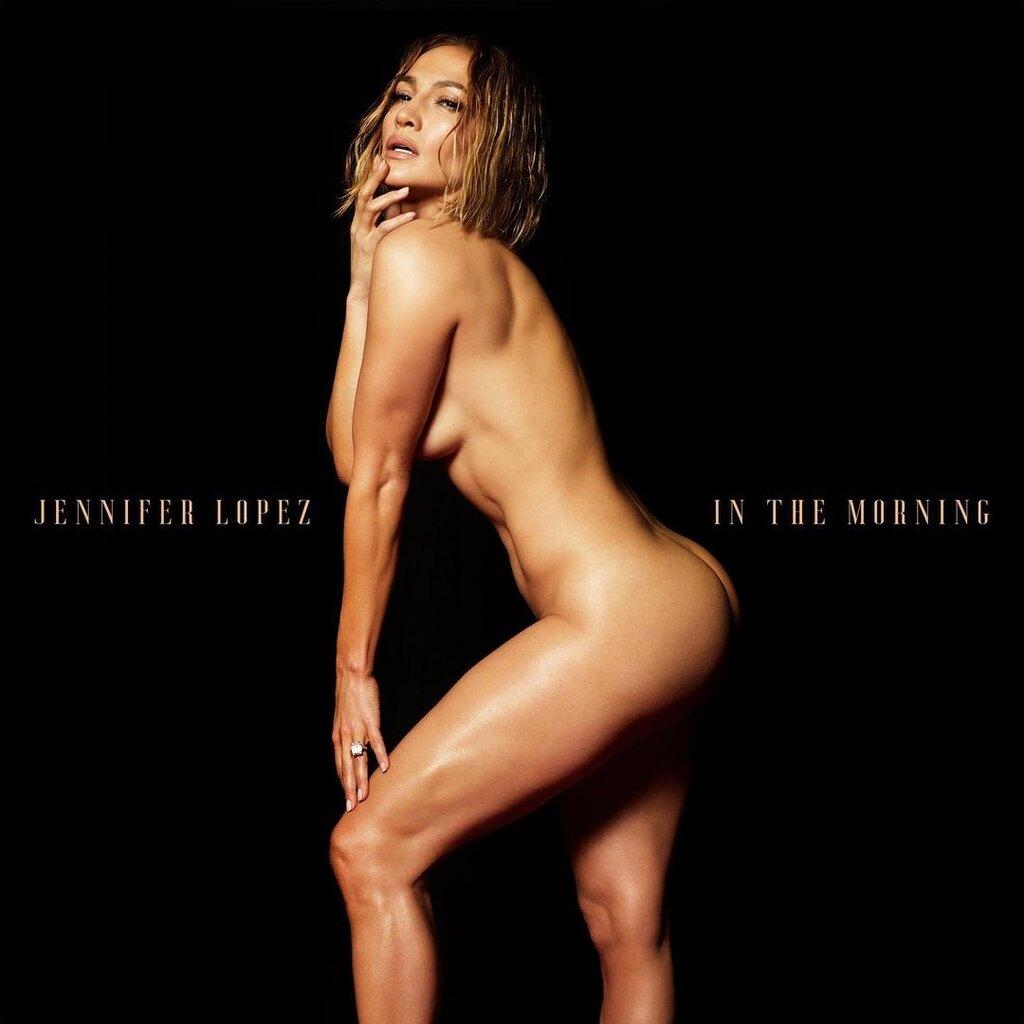 η jlo γυμνή στο νέο της cover