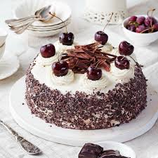 piate;a me vegan black forest