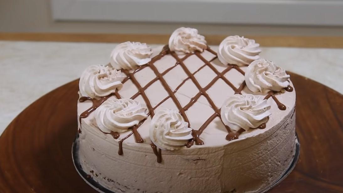 συνταγή για εύκολη τούρτα