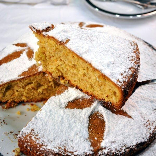 συνταγή για βασιλόπιτα κέικ
