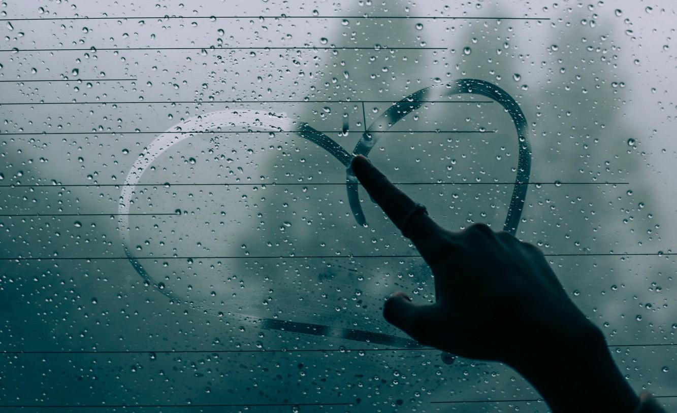αν σου αρέσει η βροχή είσαι pluviophile