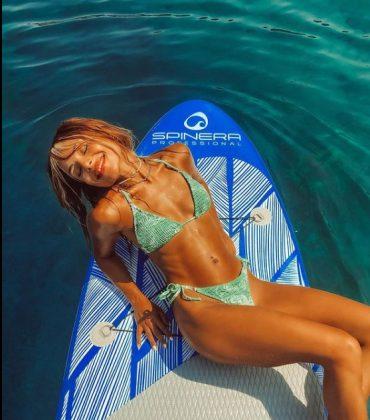 survivor: sexy φωτο της ελευθερίας ελευθερίου στο Instagram
