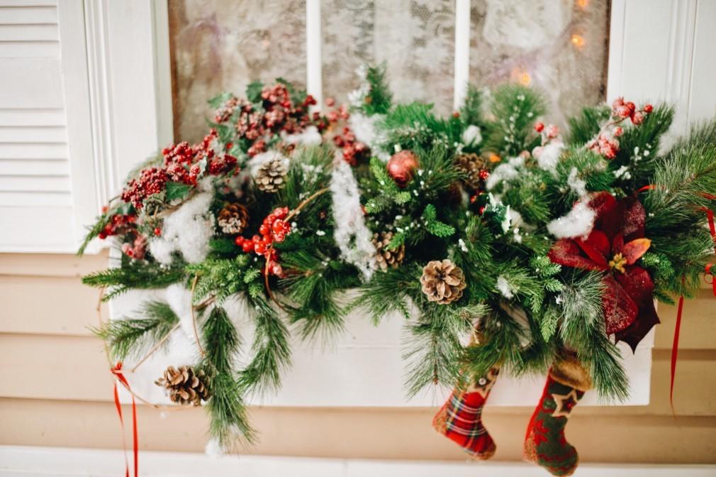 feng shui και χριστούγεννα