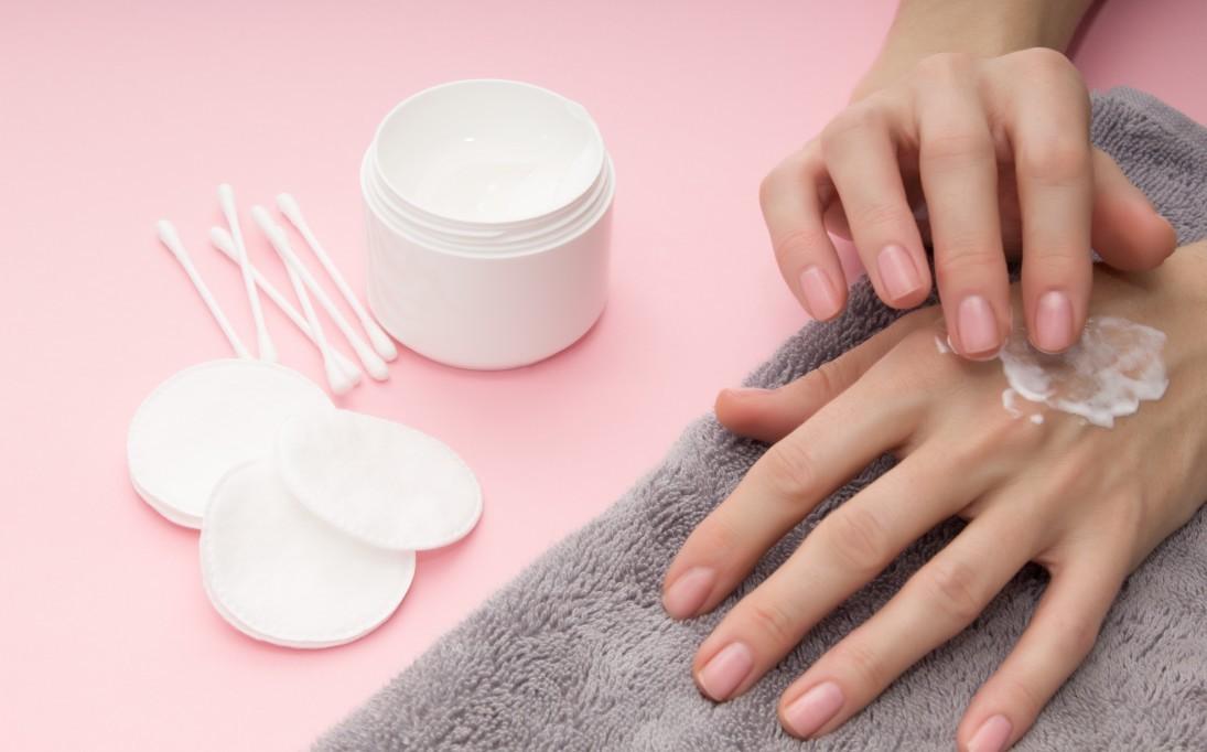 κρέμα χεριών με γλυκερίνη