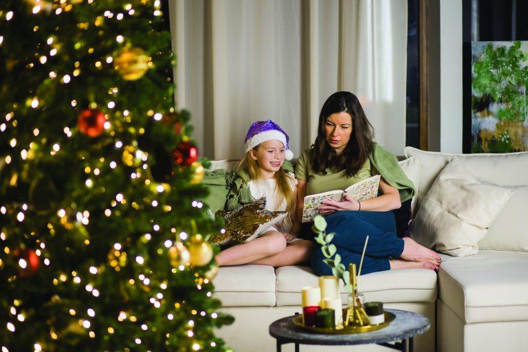 τα χριστουγεννιάτικα παραμύθια έχουν επηρεάσει τα παιδικά μας χρόνια