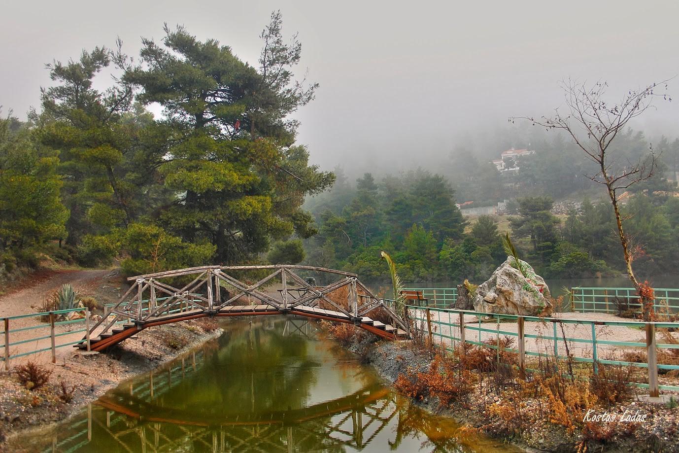 λίμνη μπελέτσι η όαση της Αθήνας