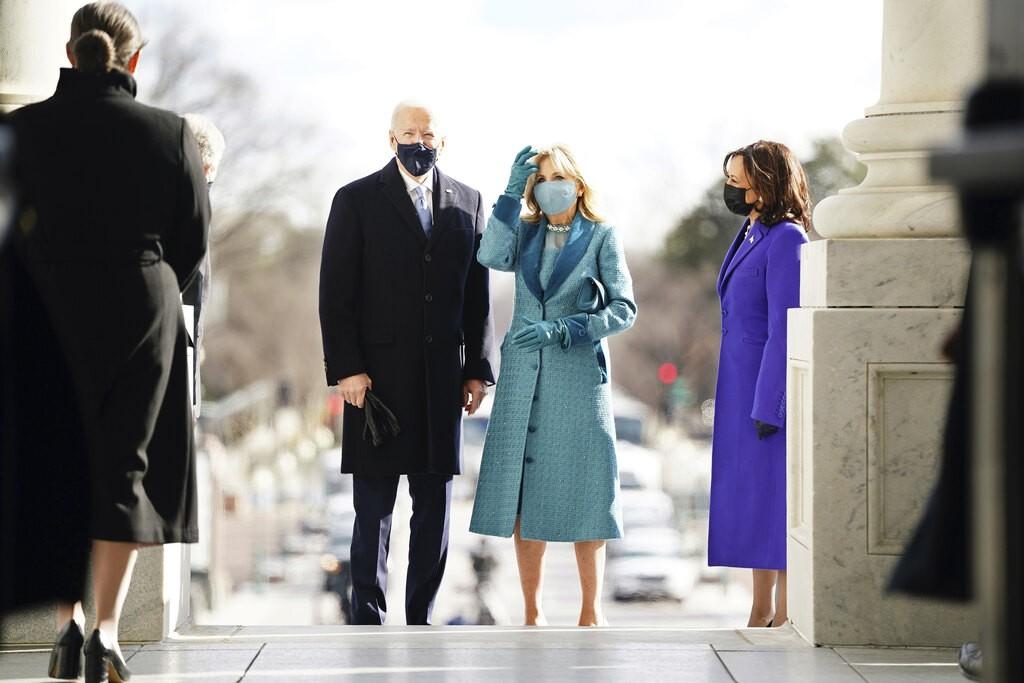 το tweet του Biden για τη σύζυγό του