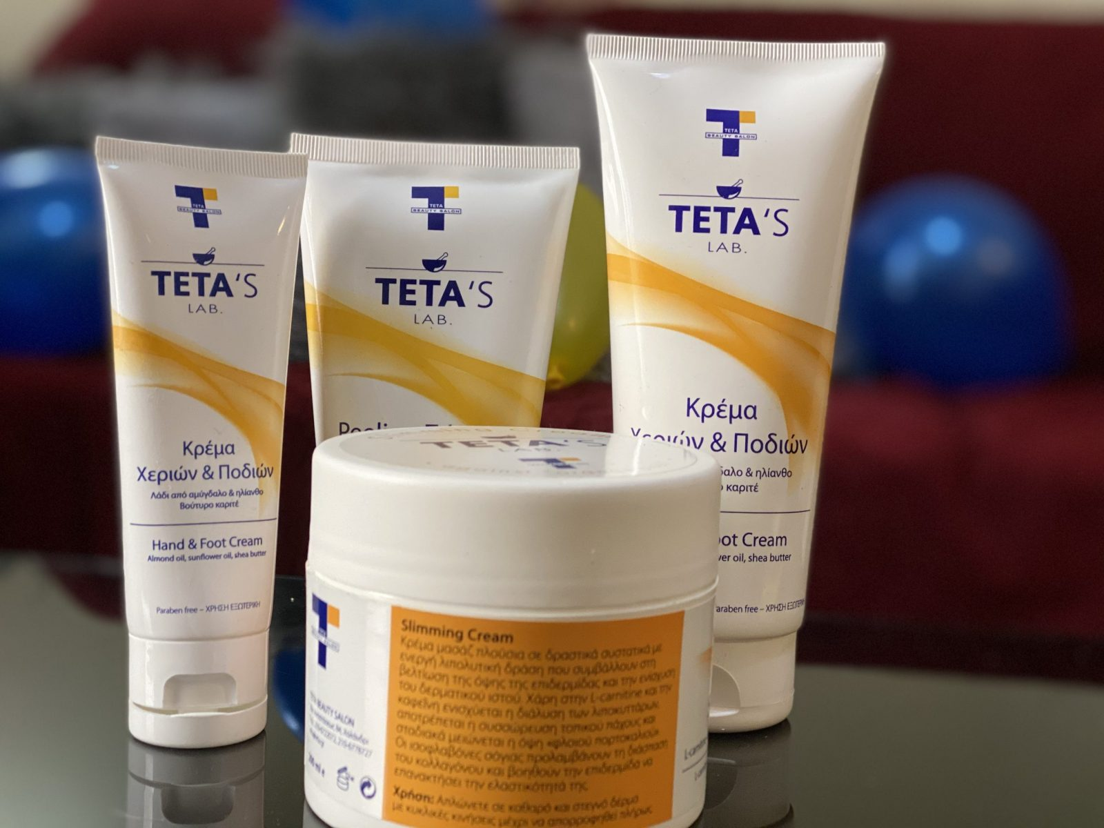 Teta's Lab