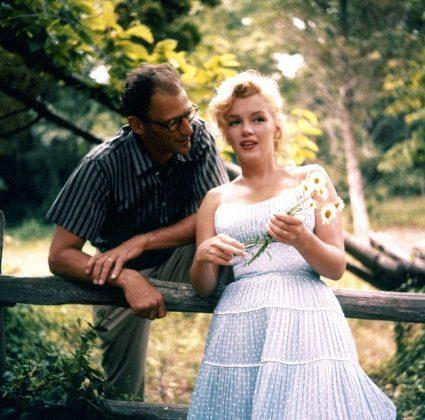 Marilyn Monroe – Arthur Miller