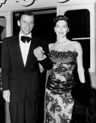 Ava Gardner - Frank Sinatra