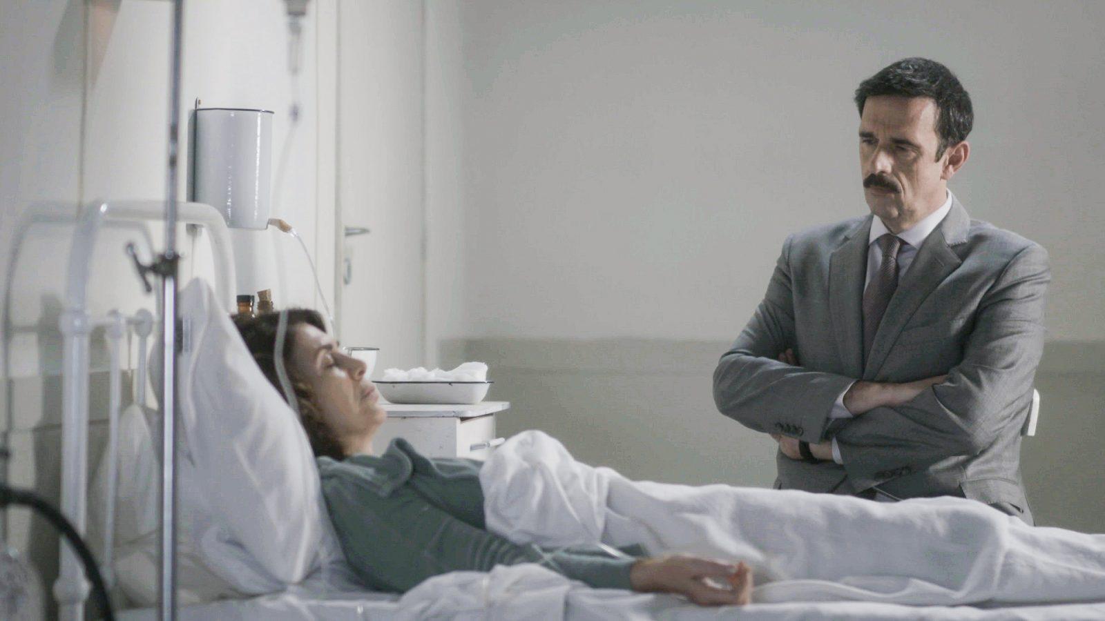Η Μυρσίνη στο νοσοκομείο
