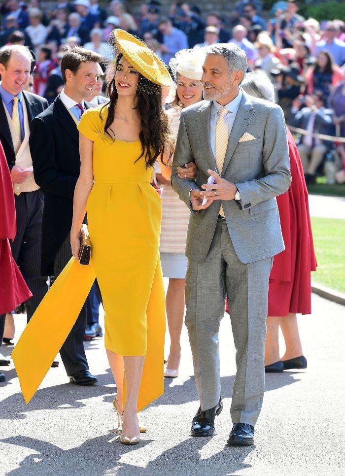 Amal και George Clooney