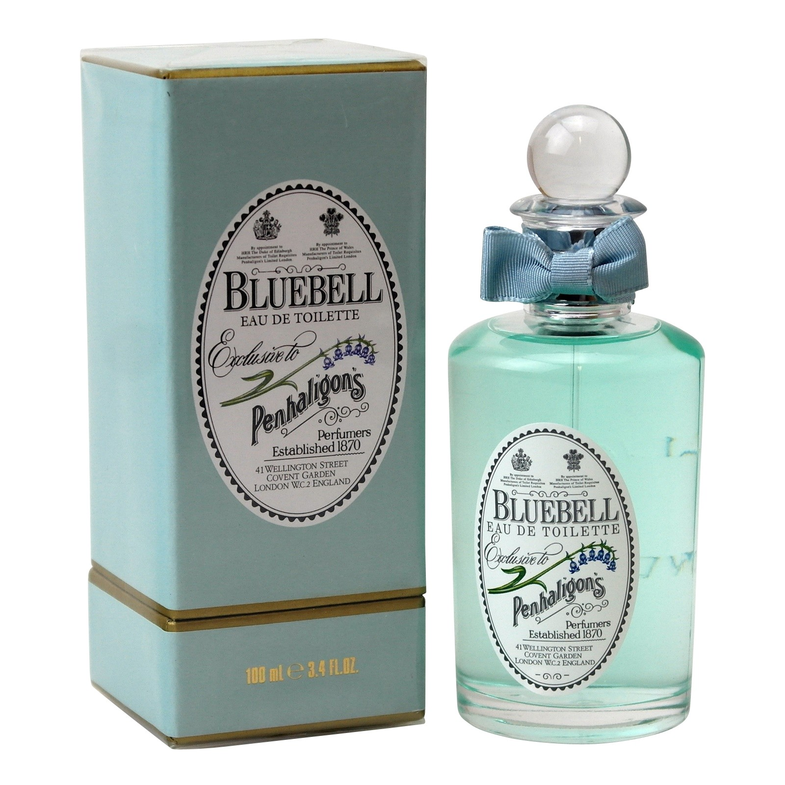 το αγαπημένο άρωμα της Πριγκίπισσας Diana, Βluebell, Penhaligon's