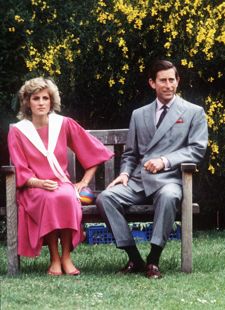 Η Diana με τον Κάρολο