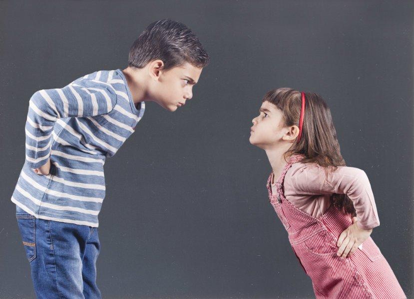 ανταγωνισμός ανάμεσα σε αδέλφια