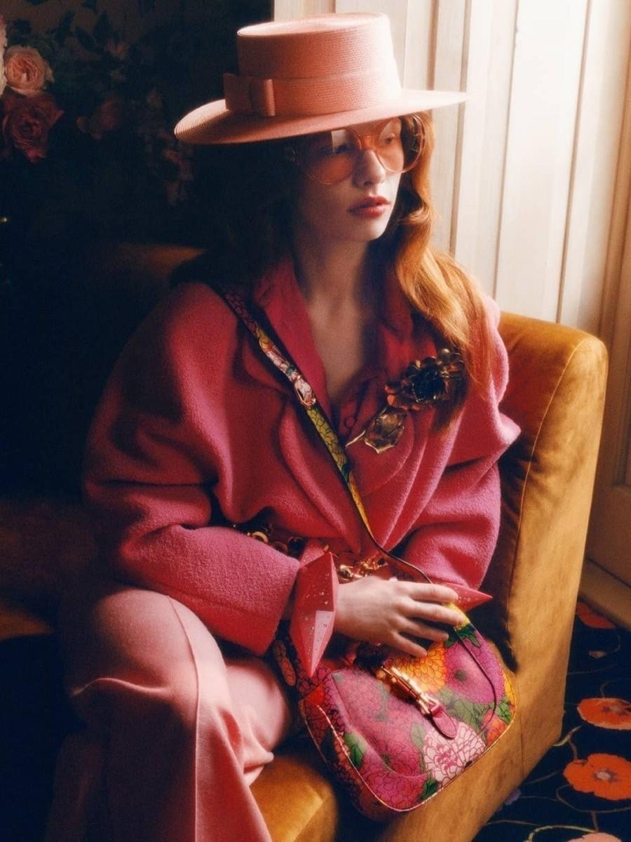 Η νέα συλλογή της Gucci φέρνει την Άνοιξη