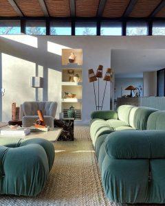 fluffy καναπές
