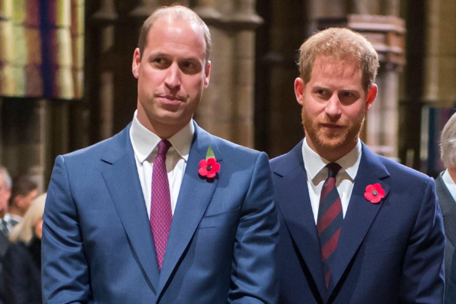 William και Harry