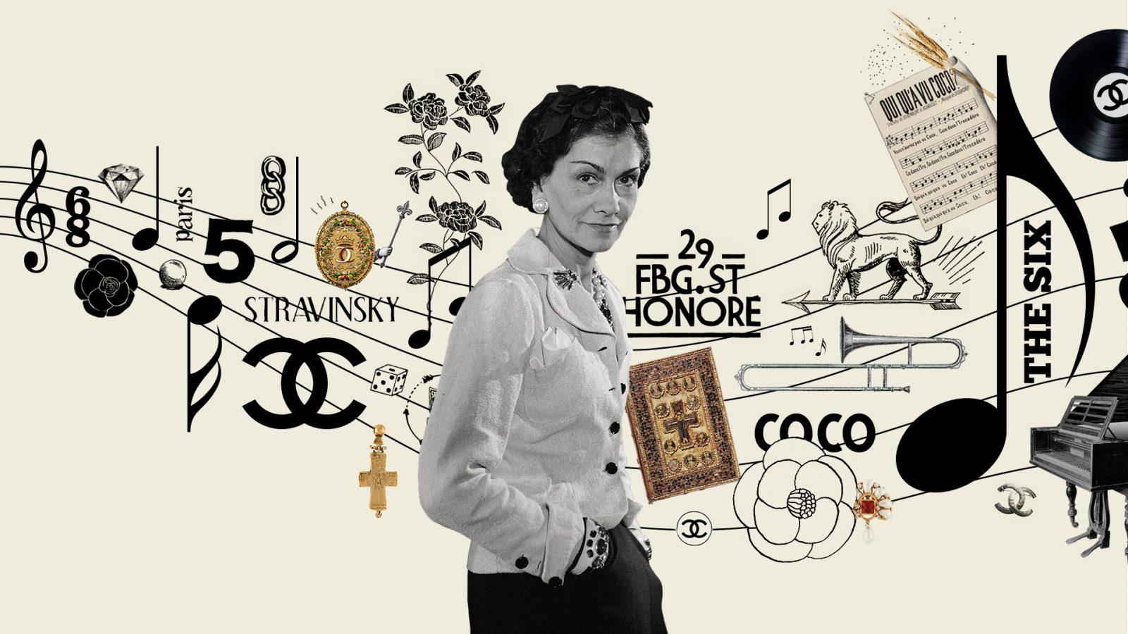 Η μουσική ήταν πηγή έμπνευσης για την Gabrielle «Coco» Chanel