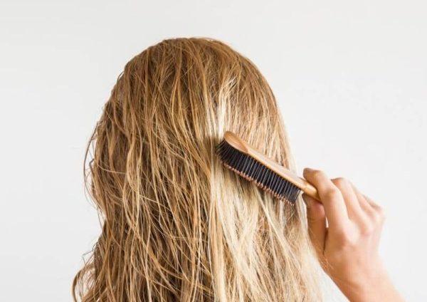 βούρτσα μαλλιών