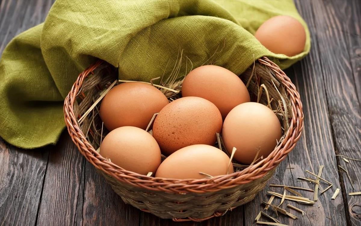 αβγά - τροφές για γερά μαλλιά