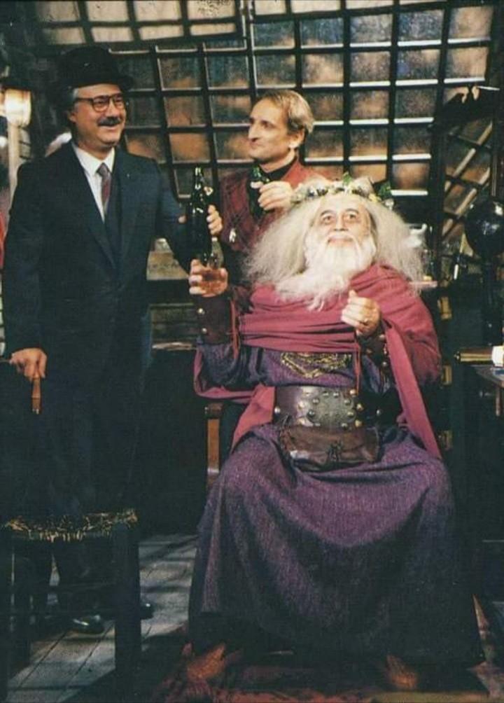 Ο Αμπιγιέρ με Παπαμιχαήλ και Τσακίρογλου