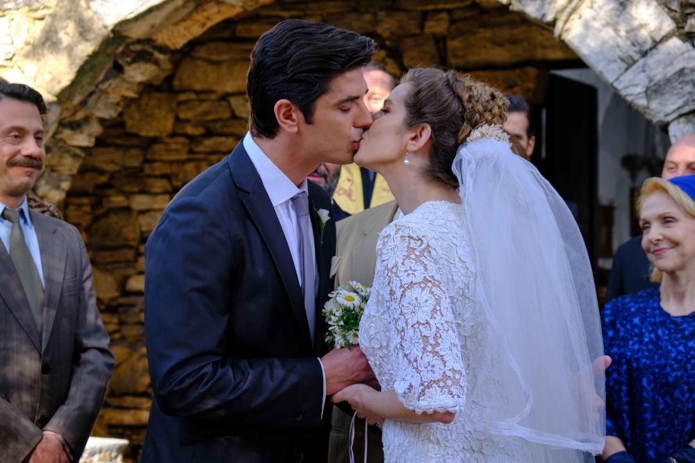 γάμος Ελένης - Λάμπρου