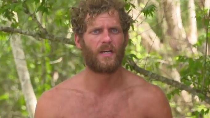 Ο Chris αποχώρησε από το Survivor