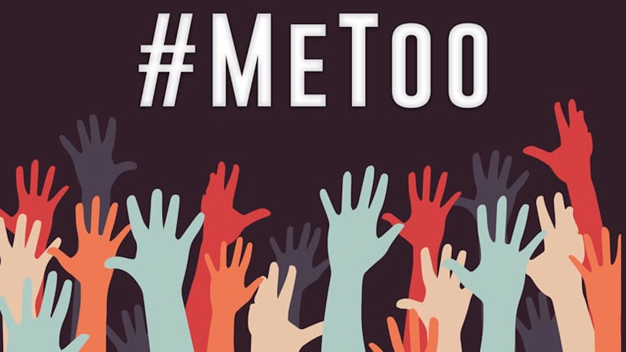 To κίνημα metoo