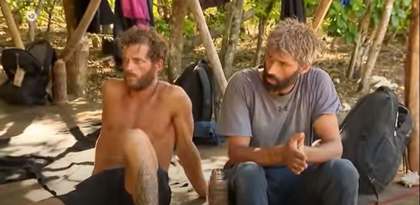 Survivor - Chris και Αλέξης